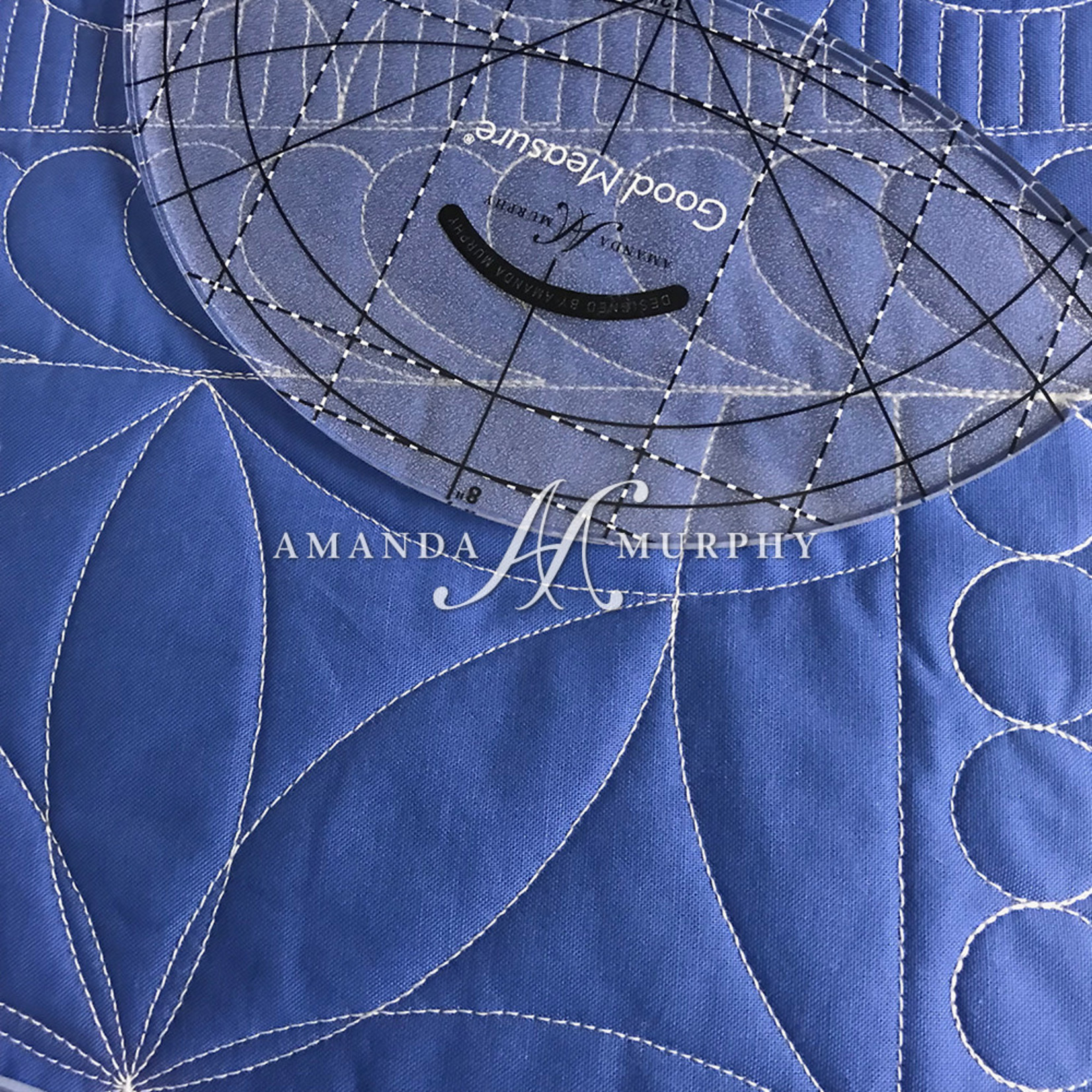 Good Measure QuiltLiniaal - Every Curve - set of 3 - High Shank