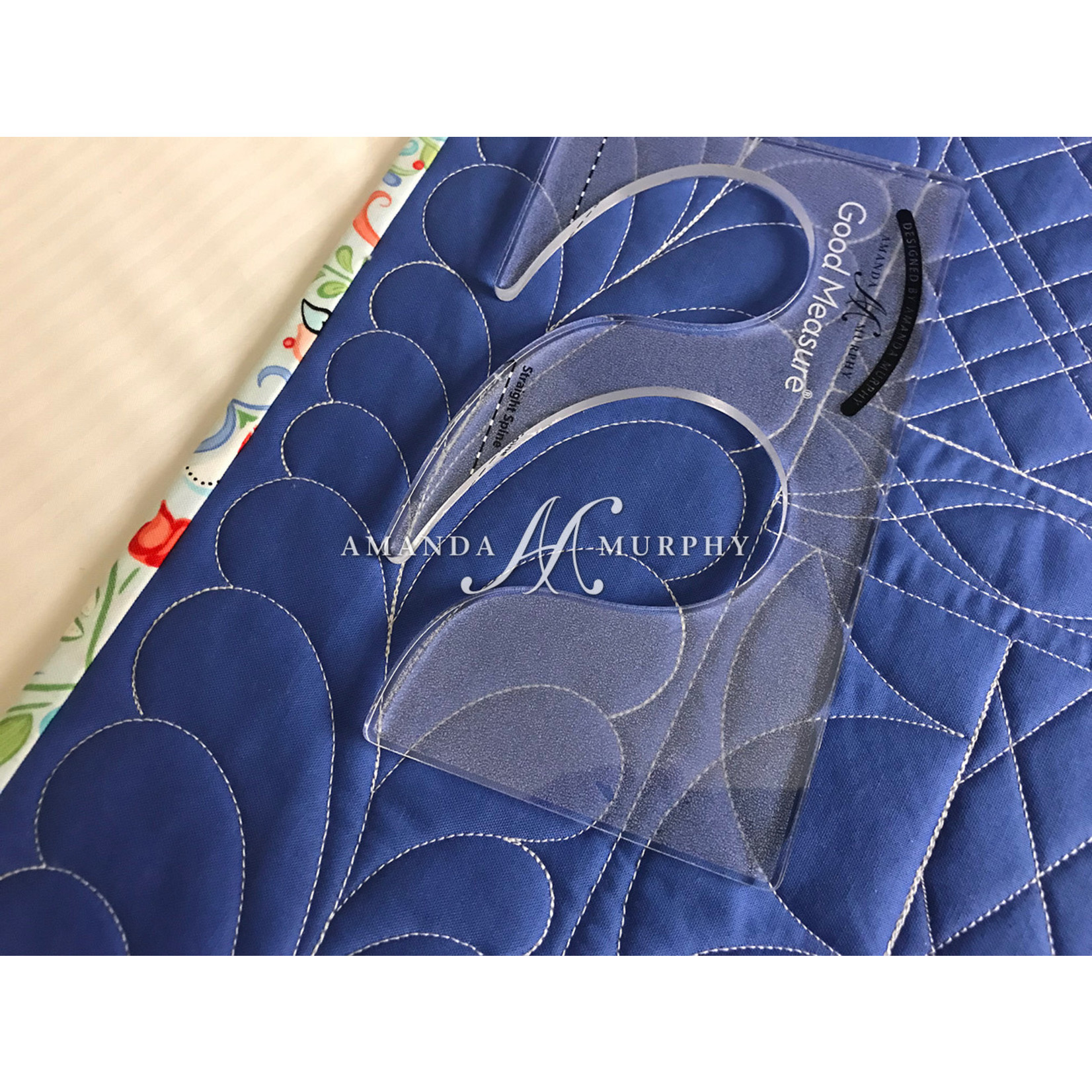 Good Measure QuiltLiniaal - Every Feather Plume set of 4 - High Shank
