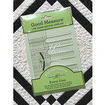 Good Measure QuiltLiniaal - Every Line - Low Shank