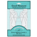 Good Measure QuiltLiniaal - Every Ribbon Candy 2 - set of 3 - High Shank