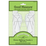 Good Measure QuiltLiniaal - Every Ribbon Candy 2 - set of 3 - Low Shank