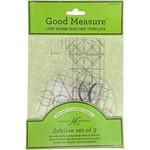 Good Measure QuiltLiniaal - Jubilee - set of 3 - Low Shank