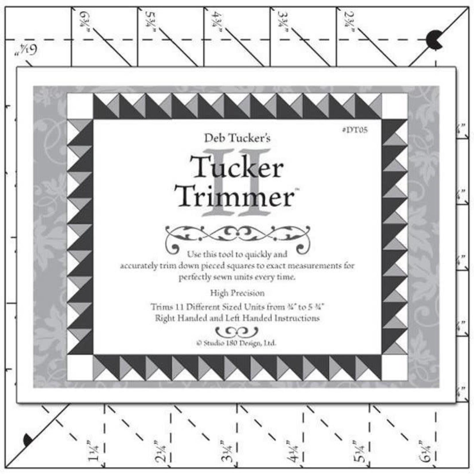 Studio 180 Designs Liniaal - Tucker Trimmer II