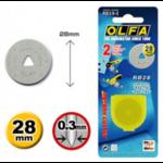Olfa Rolmes - Navulling - 28 mm - 2 stuks