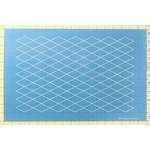HANCY CREATIONS Quilt Pounce - Sjabloon - Diamond Grid