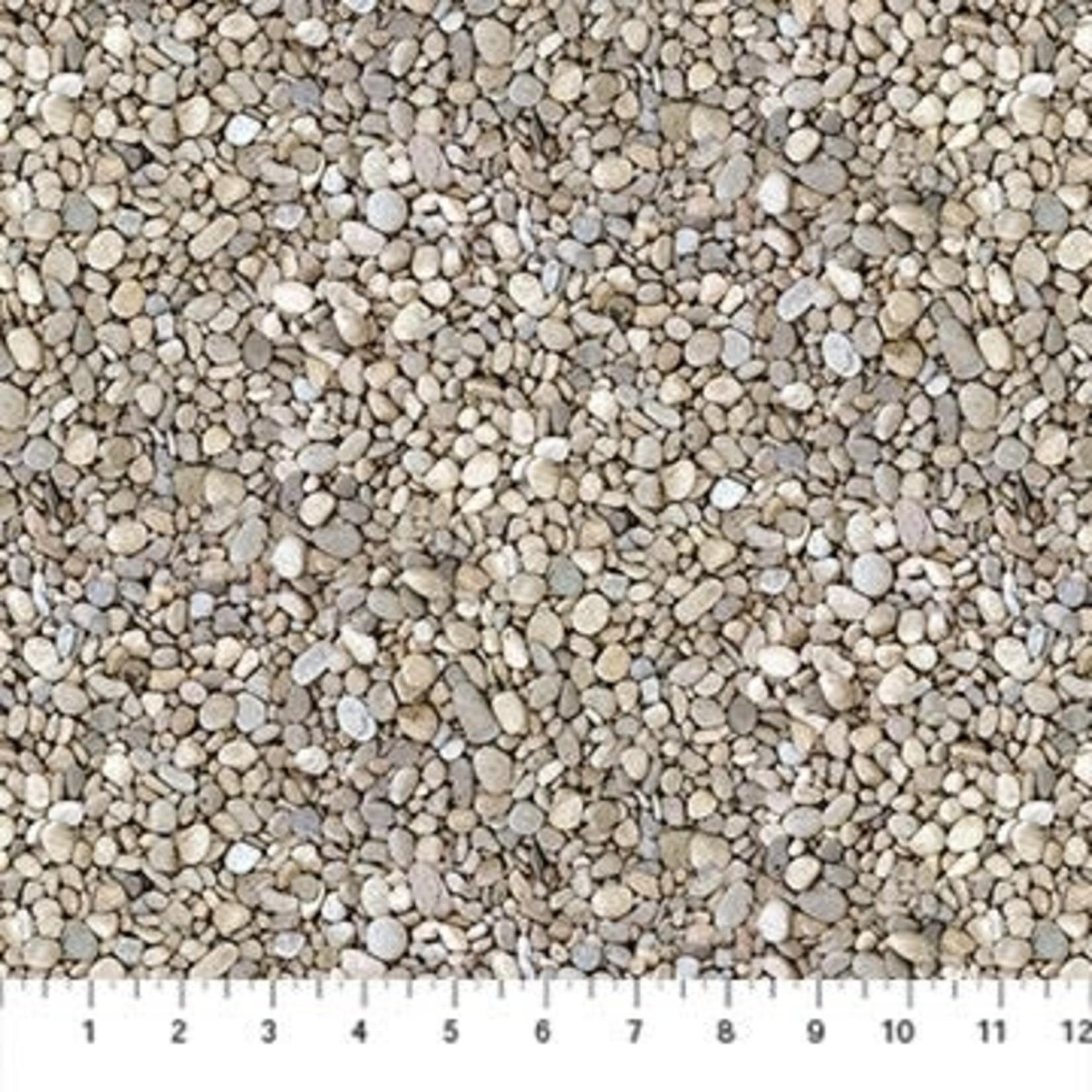 Northcott New Dawn - Pebbles