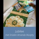 Cursus - Jubilee met linialen Amanda Murphy   do 1 juli