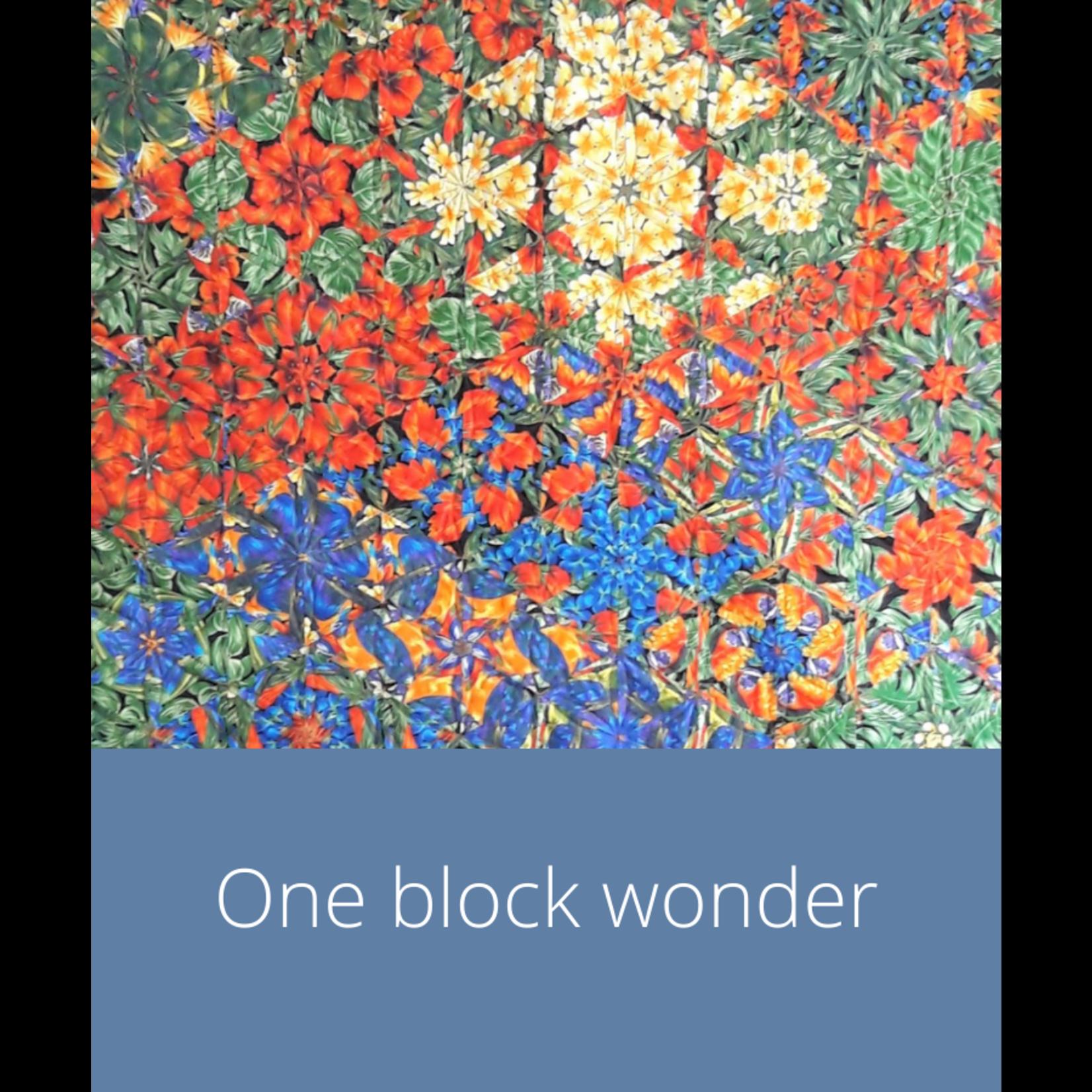 Cursus - One Block Wonder   vrij 3 sept