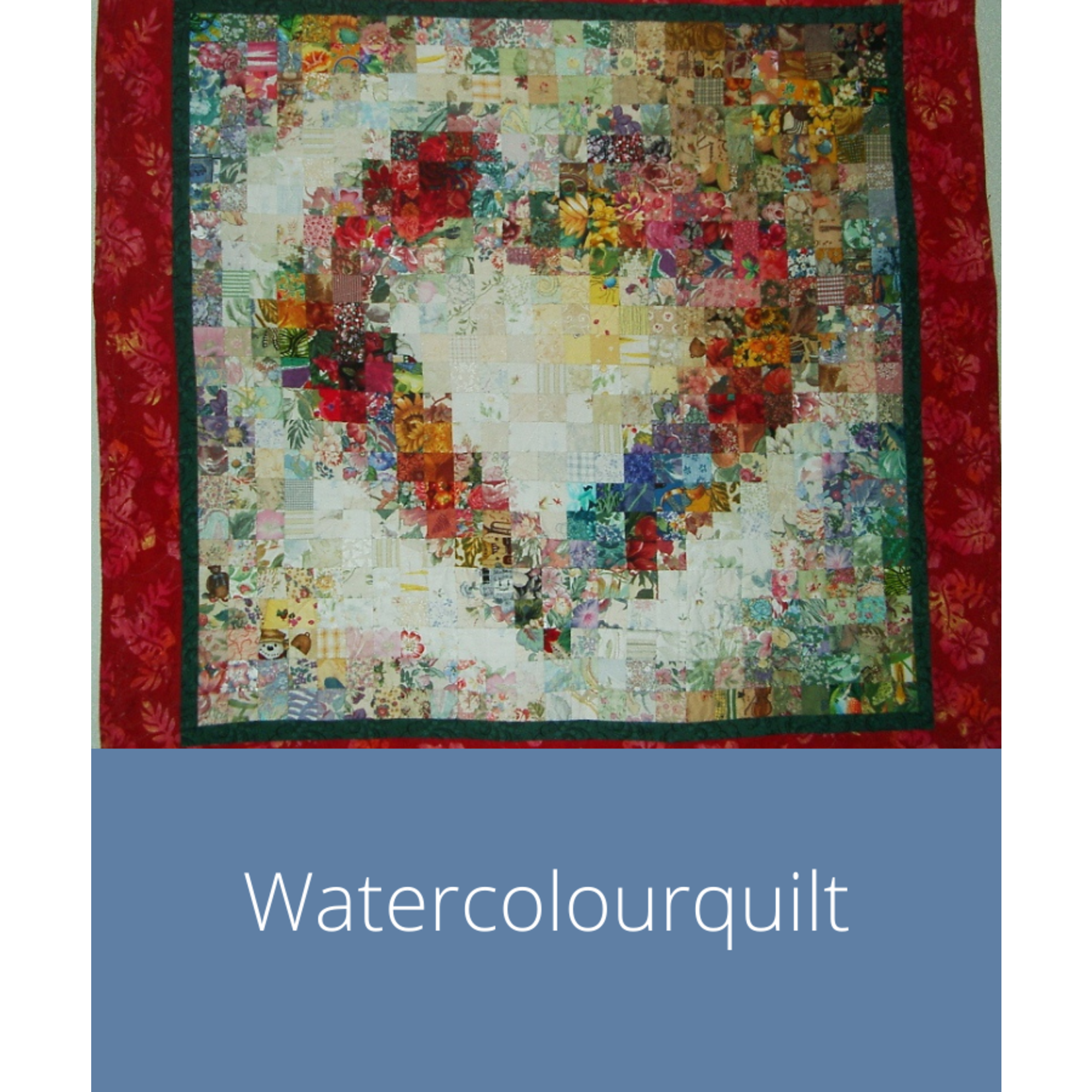 Cursus - Watercolourquilt  | donderdag 23 september