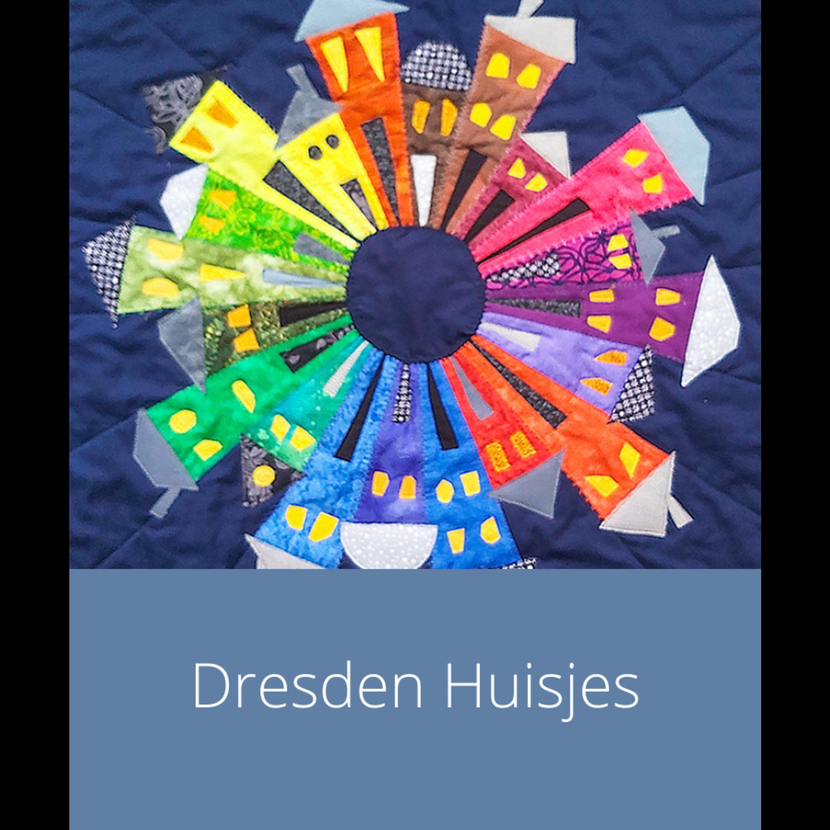 Cursus - Dresden huisjes   vrijdag 8 oktober