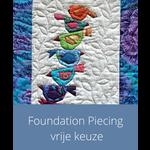 Cursus -Foundation Piecing vrije keuze  vrij 19 nov