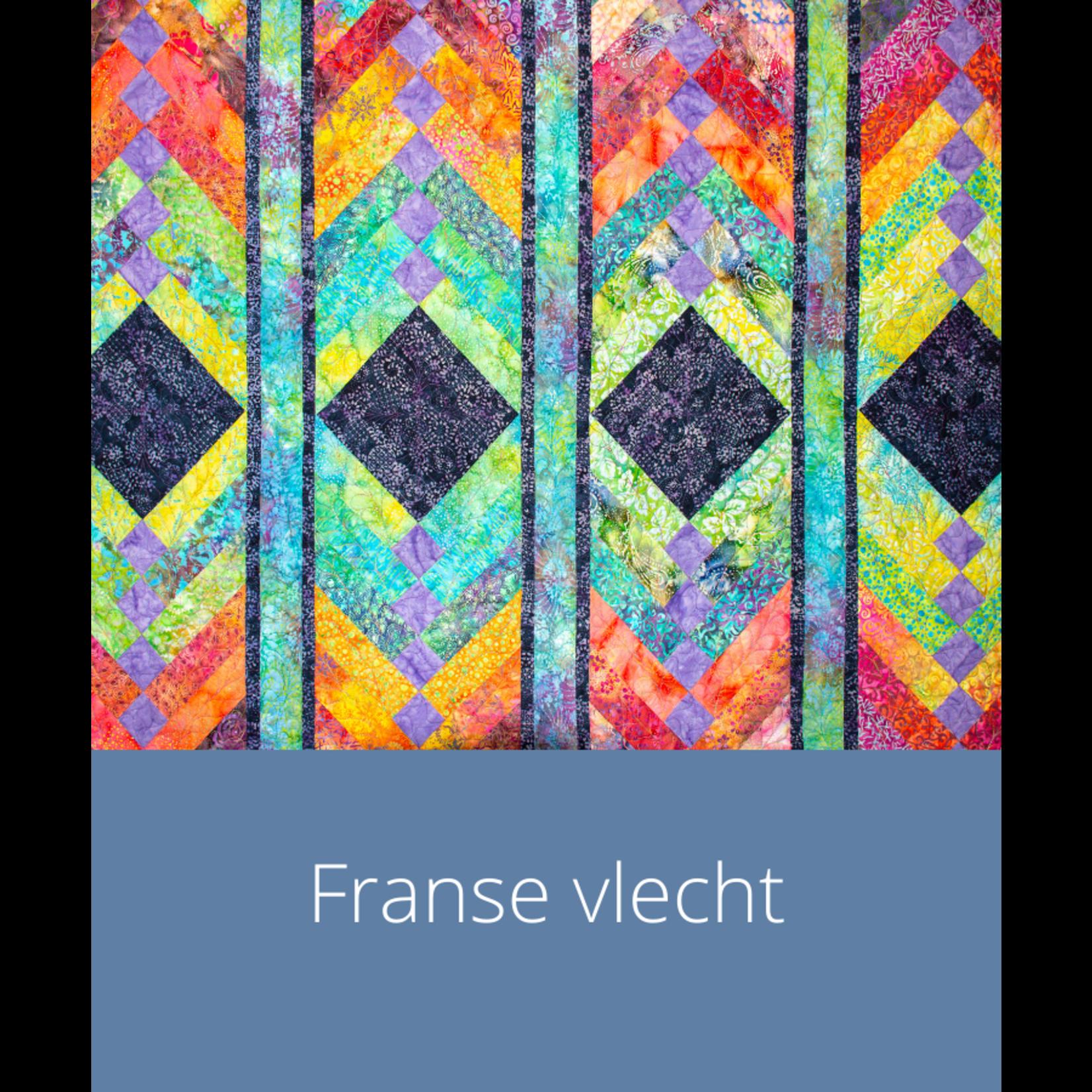 Cursus - Franse vlecht | donderdag 9 december