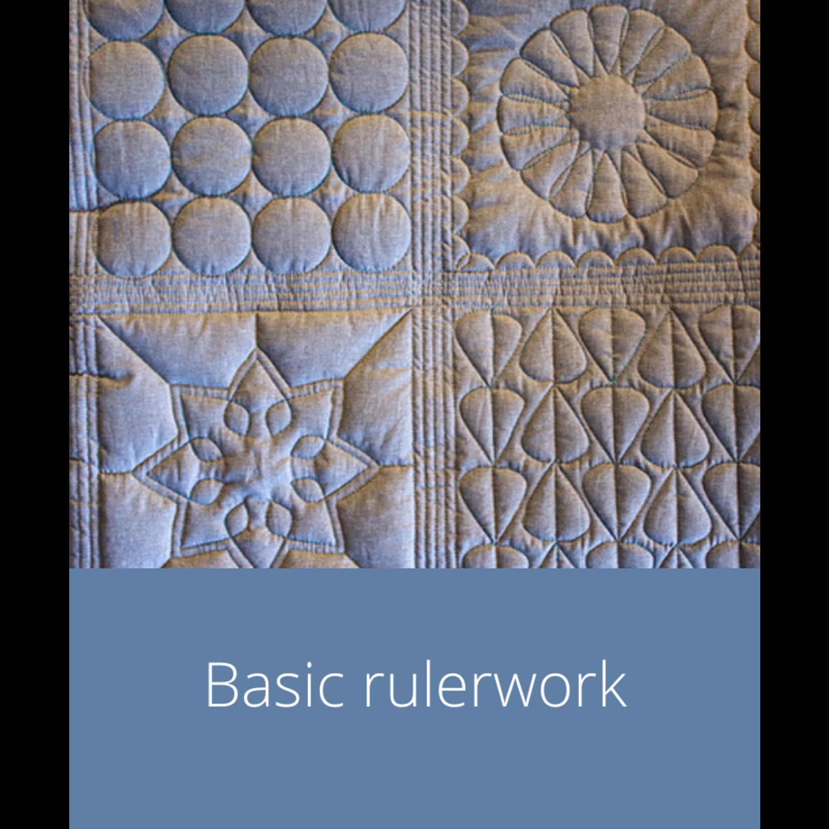 Cursus - Basic Rulerwork   di 15 juni