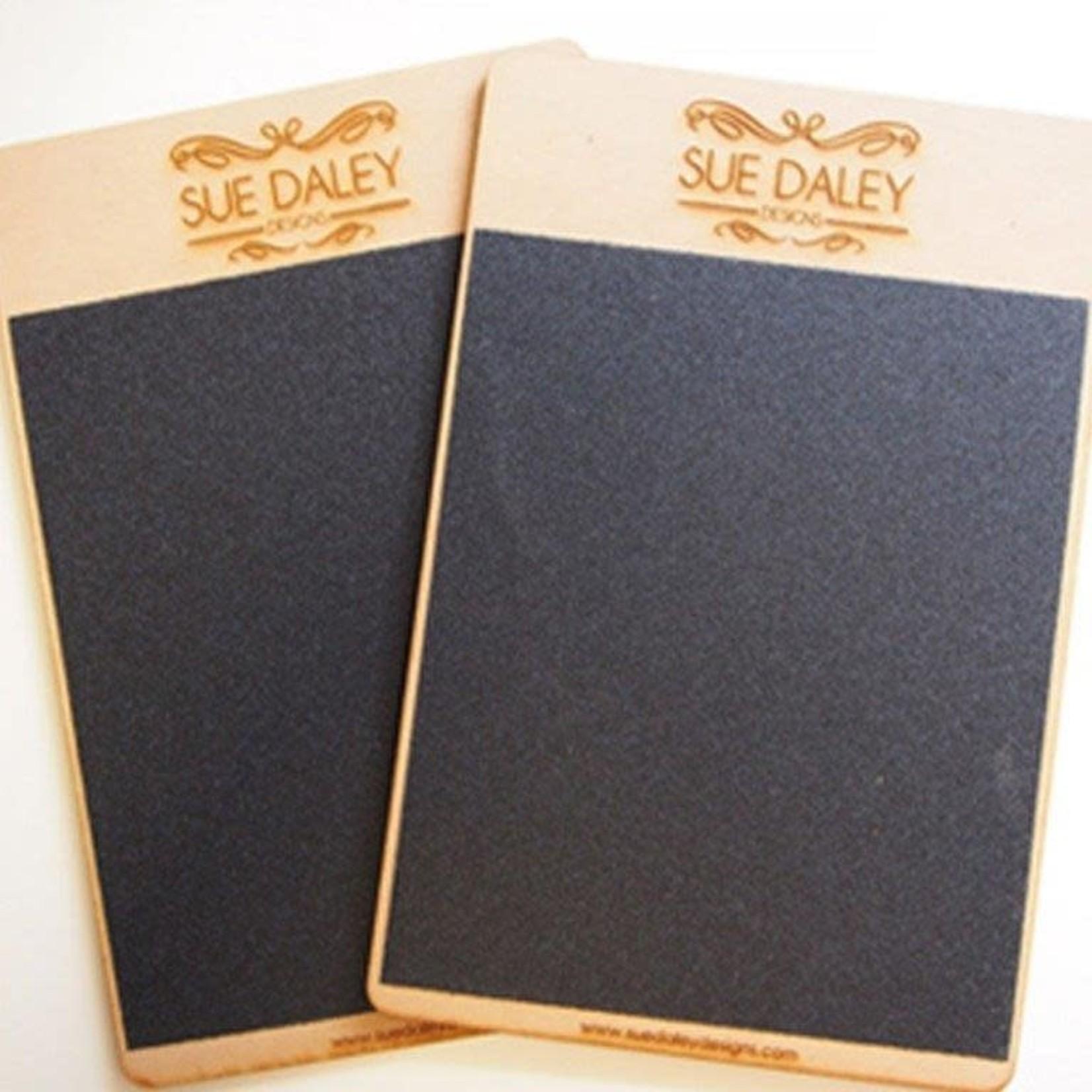 Sue Daley Designs Antislip - Sand Paper Board - 19,5 cm x 29,5 cm