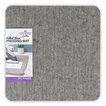 The Gypsy Quilter Strijkmat - Felted wool pressing mat - 13,5 inch x 13,5 inch