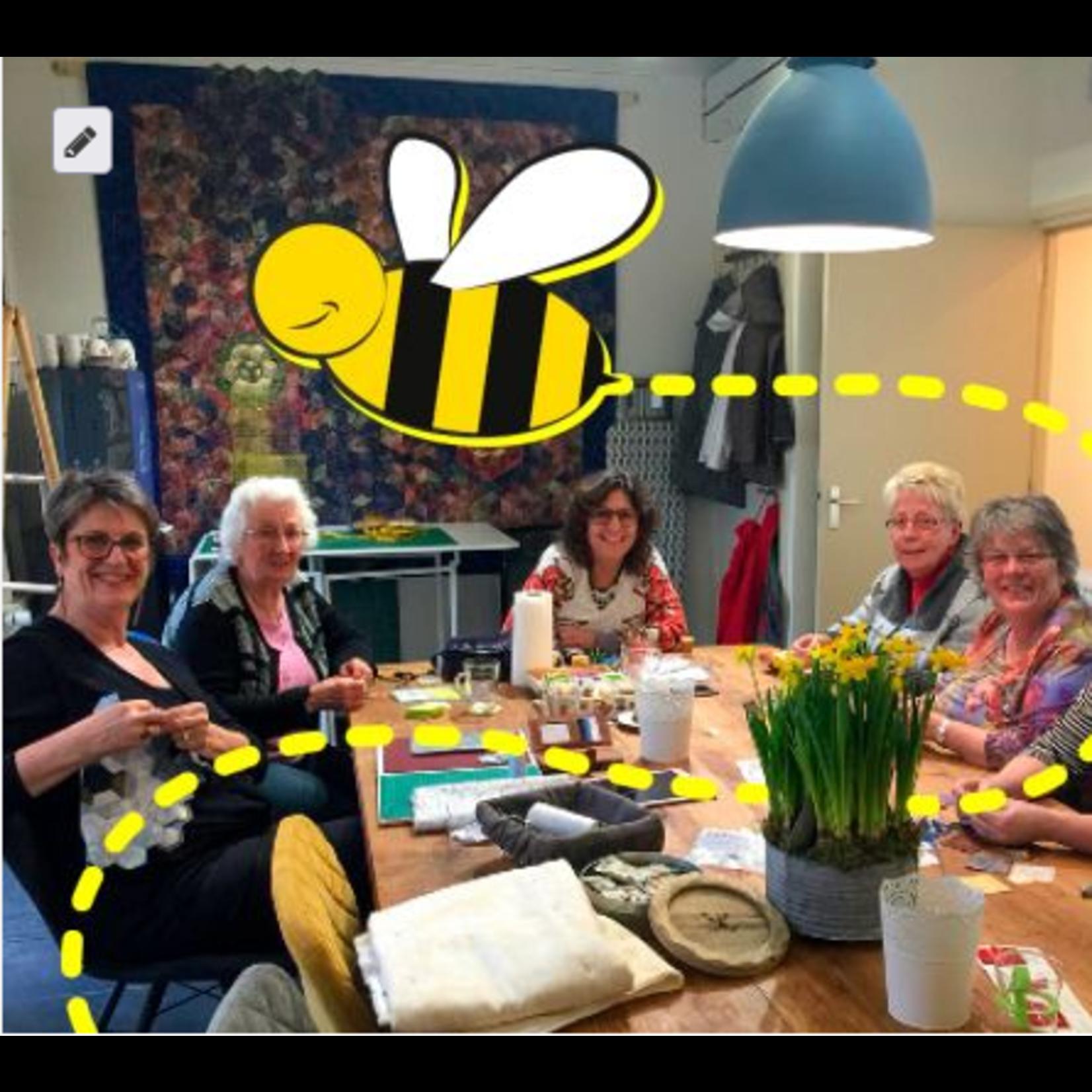Quilt-Bee | Maandag 25 oktober