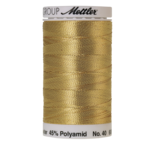 Amann Mettler Metallic - #40 - 600 m - 2108 Inka Gold