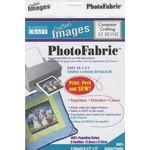 Electric quilt company Papier - Fotopapier - A4 - Inktjetprinter - Katoen satijn - 6 stuks