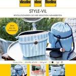 Vlieseline Vlies - Style Vil - Foam - Van de rol (per 10 cm) 70 cm breed