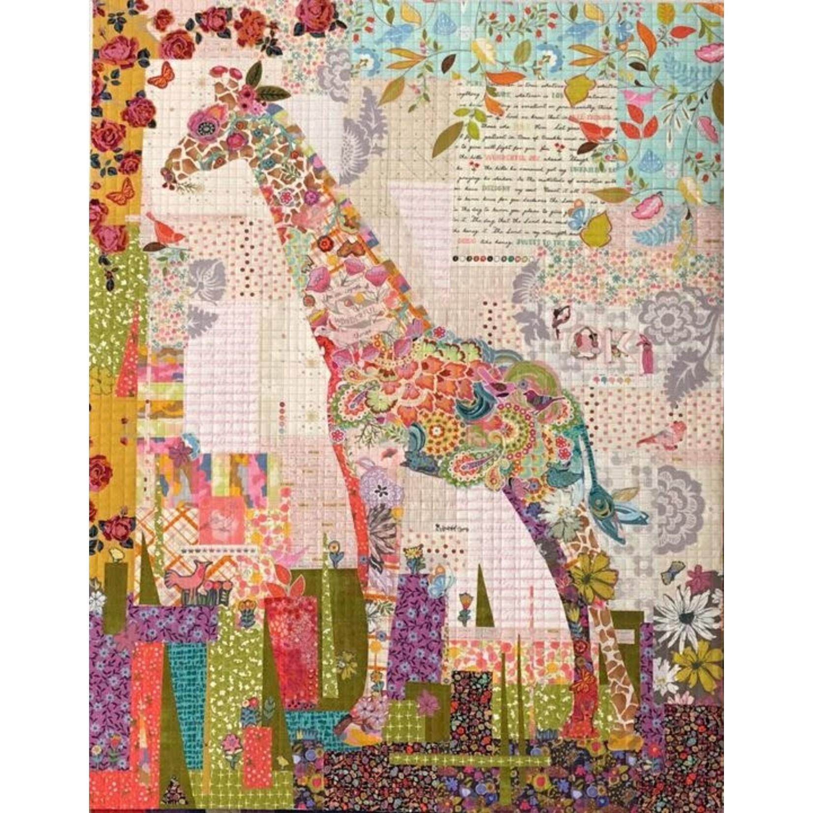 Fiberworks Patroon - Poki - mini giraffe