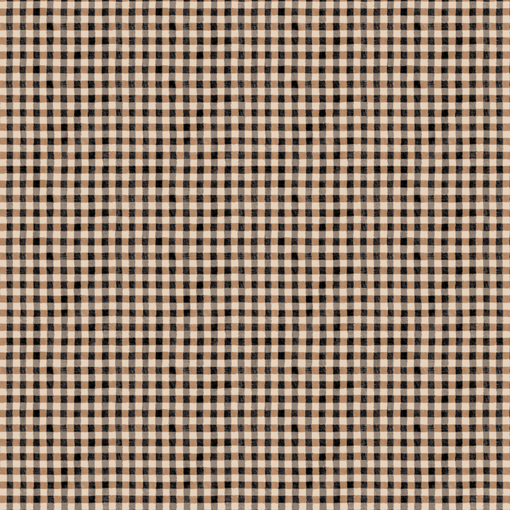 Windham Fabrics Certified Delicious - Mini Gingham - Black