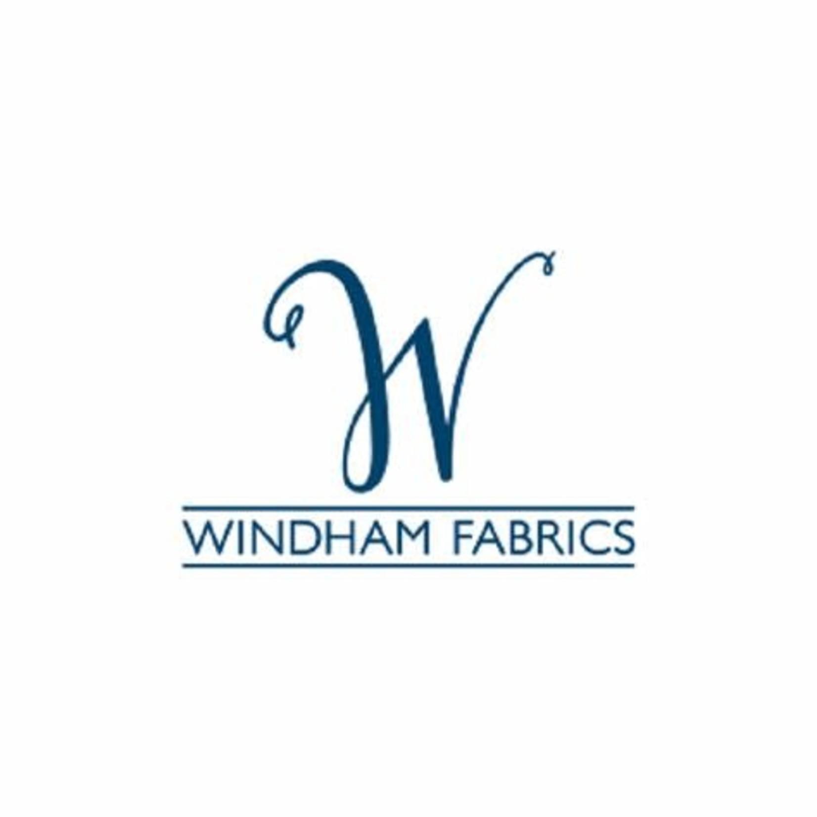 Windham Fabrics Midsummer - Honesty Seed - Sky