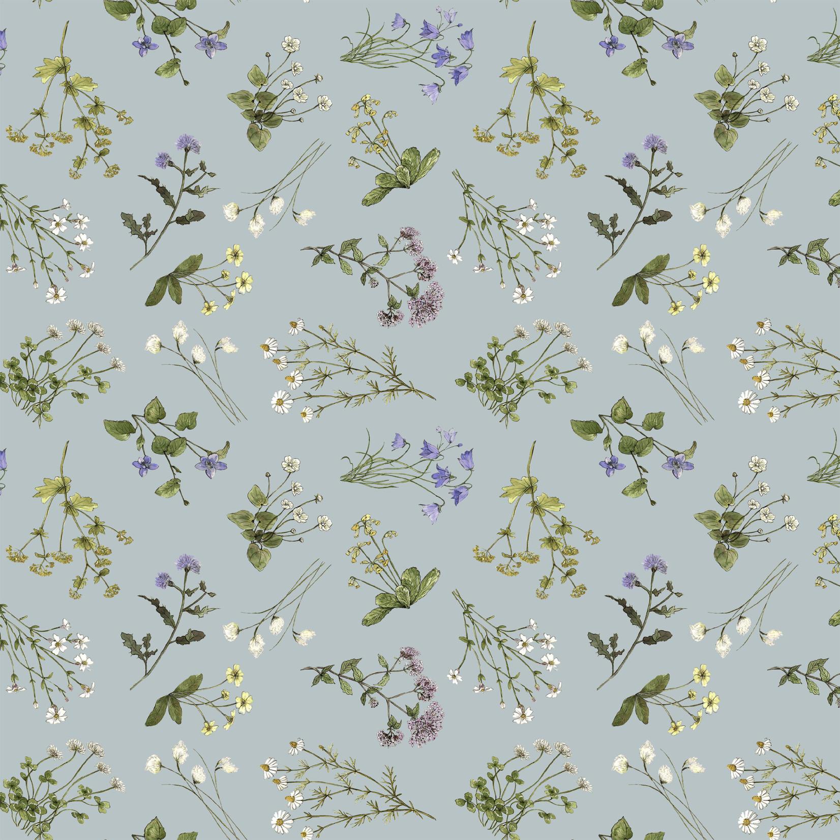 Windham Fabrics Midsummer - Meadow Ditsy - Sky