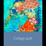 Cursus - Collagequilt | dinsdag 7 september