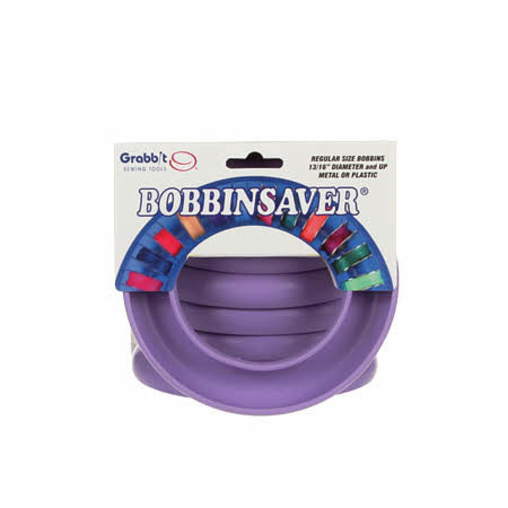 Grabbit Bobbinsaver - Spoelhouder - Lila