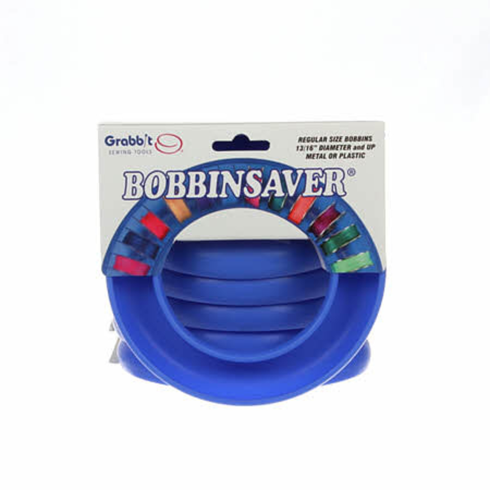 Grabbit Bobbinsaver - Spoelhouder - Blauw
