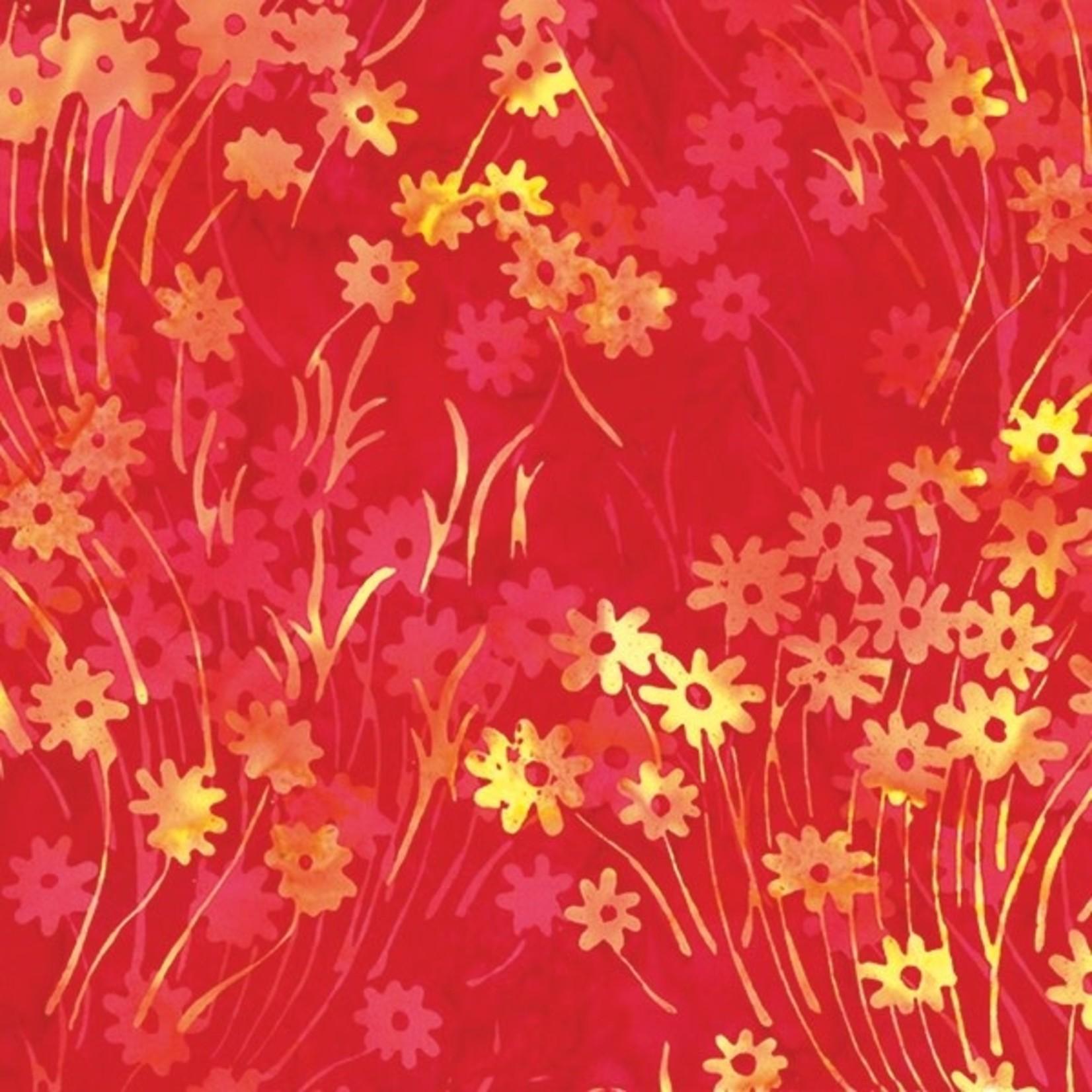 Hoffman Fabrics Bali Handpaints - Chilies