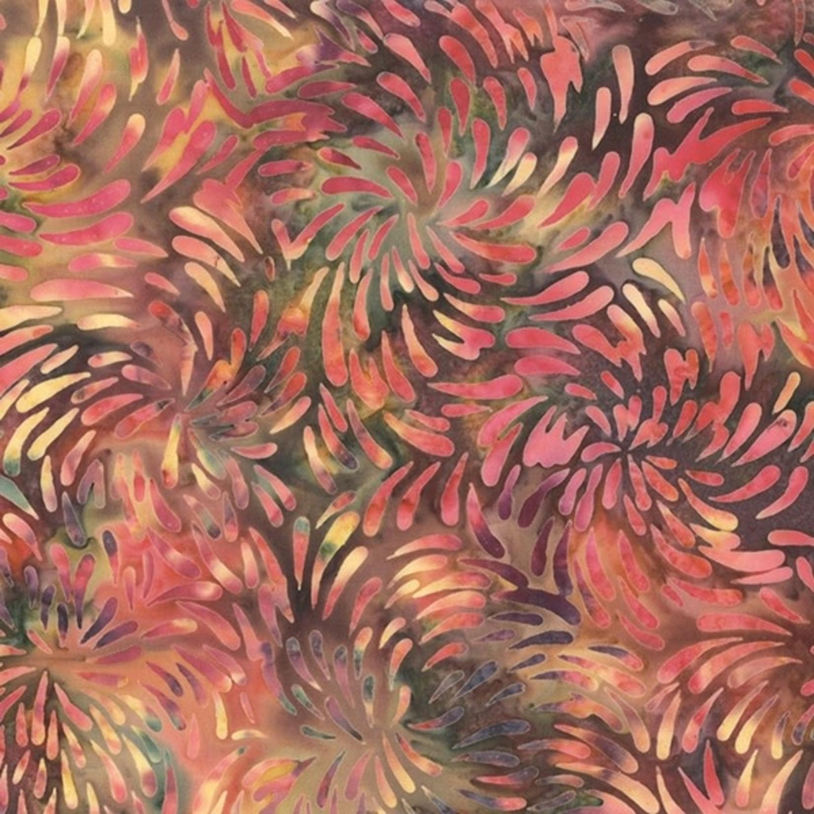 Hoffman Fabrics Bali Handpaints - Global - Spice