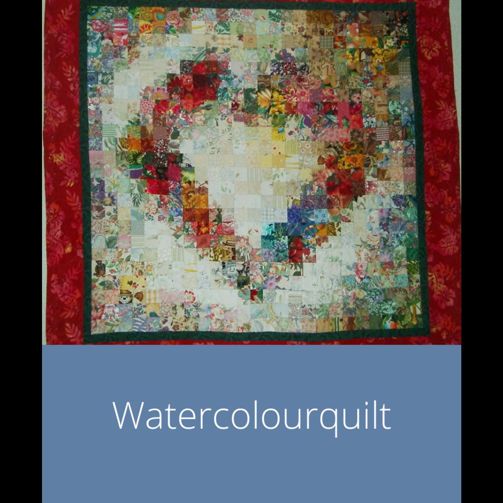 Cursus - Watercolourquilt - dinsdag 23 november