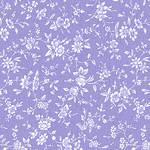Benartex Studio Lavender Fields - Margaux Small Flower - Light Purple