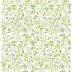 In the Beginning Fabrics The Patricia Collection - Leaves - Green