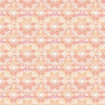 In the Beginning Fabrics The Patricia Collection - Lace - Coral