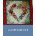 Cursus - Watercolourquilt - dinsdag 18 januari