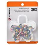 Singer Spelden - Ball Head Pins - 360 stuks