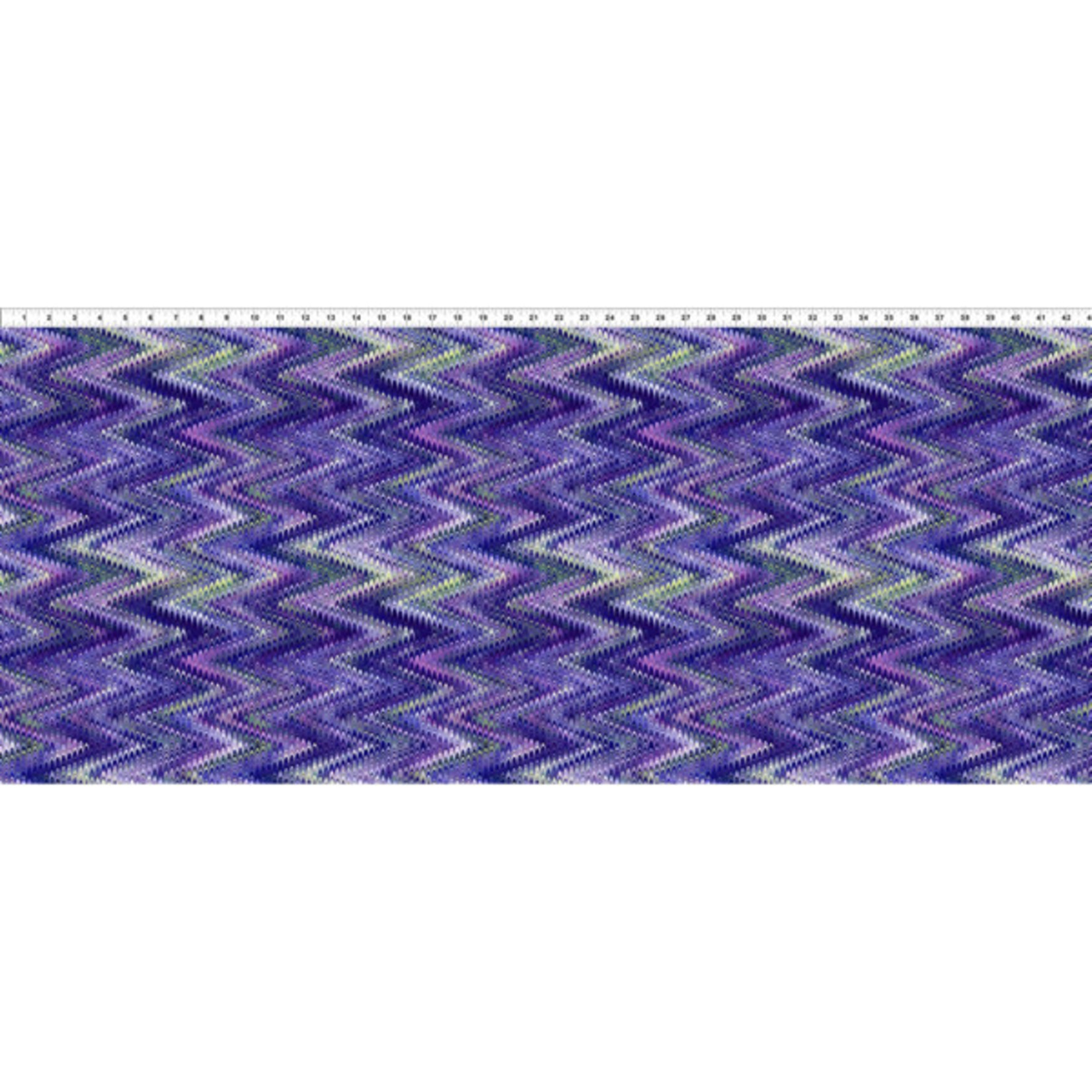 In the Beginning Fabrics Marble Essence - Torino - Purple
