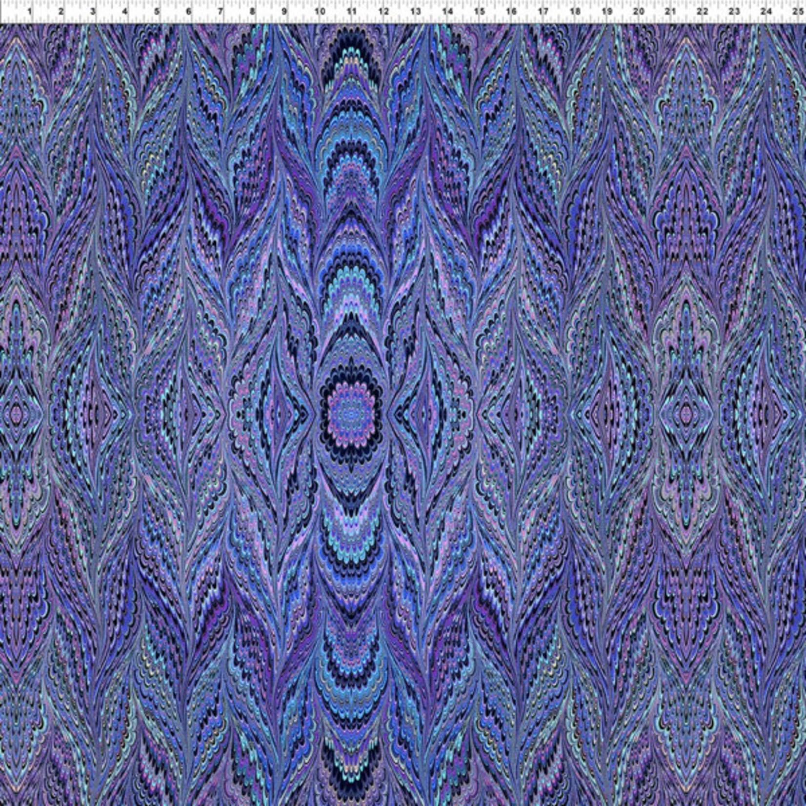 In the Beginning Fabrics Marble Essence - Palermo - Multi