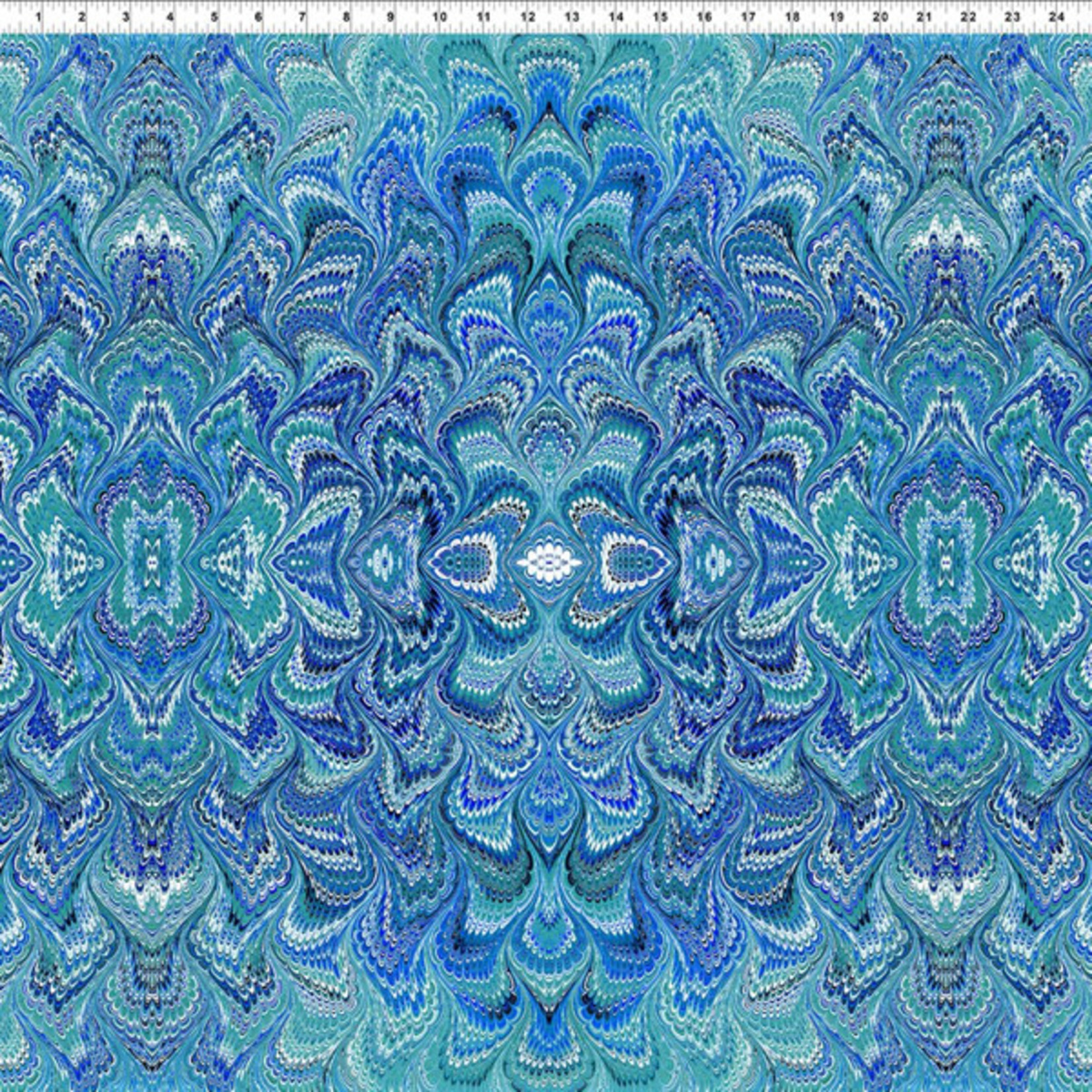 In The Beginning Marble Essence - Verona - Teal
