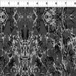 In the Beginning Fabrics Marble Essence - Aprilia - Black