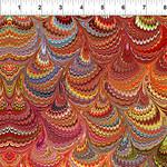 In the Beginning Fabrics Marble Essence - Siena - Multi