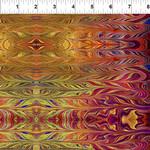 In the Beginning Fabrics Marble Essence - Como - Multi