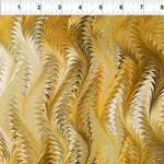 In the Beginning Fabrics Marble Essence - Messina - Gold