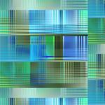 Windham Fabrics Prism - Limelight - Blue
