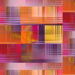 Windham Fabrics Prism - Limelight - Pink