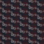 Windham Fabrics Leaf - Nuclei - Midnight