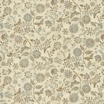Studio E Fabrics Le Poulet - Small Wildflower Allover - Cream