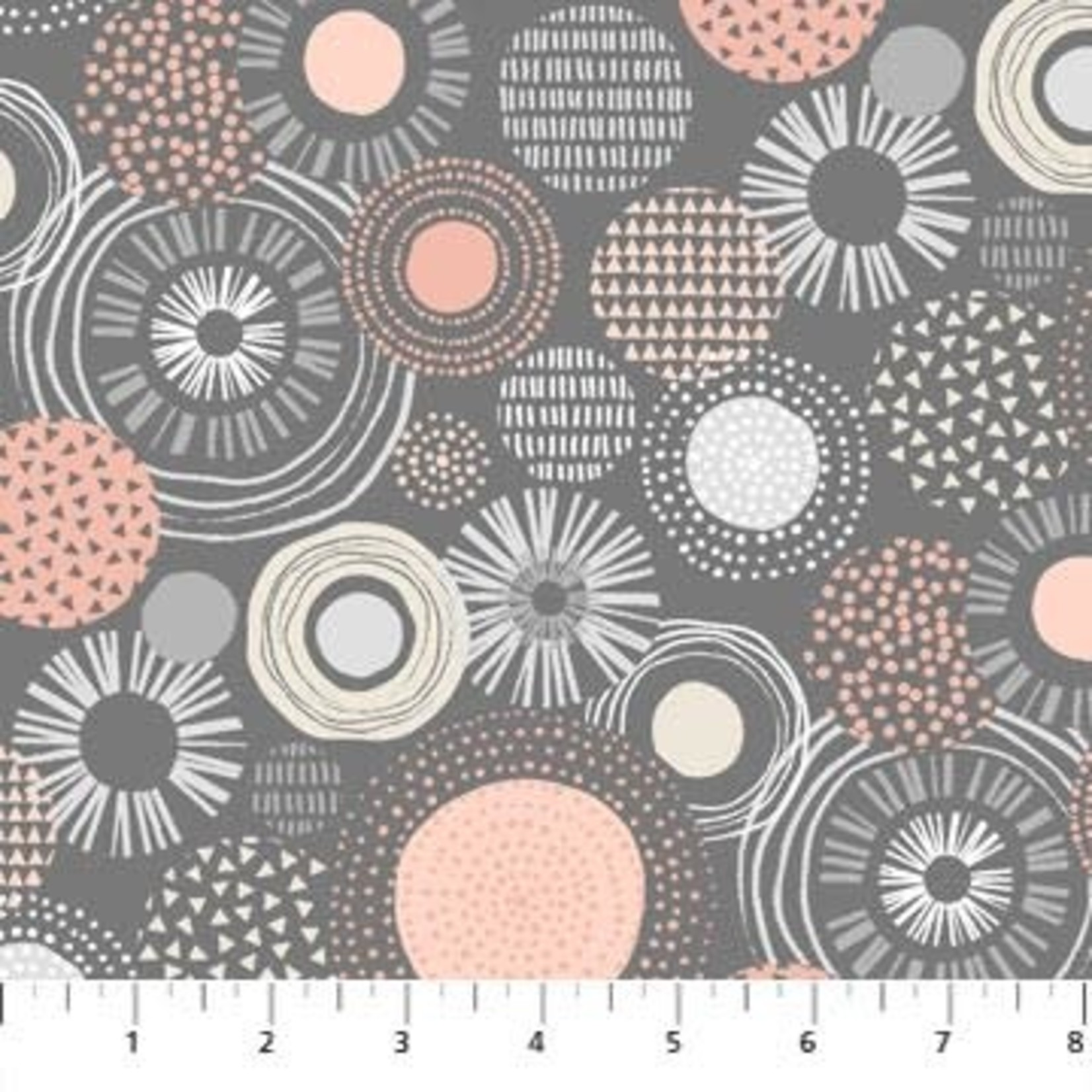 Northcott SOHO - 2248722 - Grijs - Cirkels